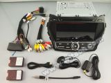 Auto DVD des Witson acht Kernandroid-8.0 für Hyundai IX45 4G Touch Screen 32GB ROM-1080P Bildschirm ROM-IPS
