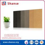 Il rivestimento caldo della parete di vendita delicatamente assottiglia le mattonelle di marmo flessibili