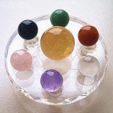 Hot New colorido K9 de vidrio sólida para la venta de bola de cristal