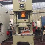 80 toneladas prensa eléctrica mecánica/Punch Pulse Jh21-80/ton. de prensa de perforación del bastidor C