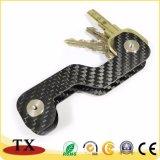Устроитель ключа держателя ключа компакта волокна углерода