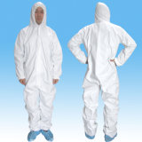 PP Nonwoven Coverall for Painting Disposable Protective SBPP Coverall with Hood