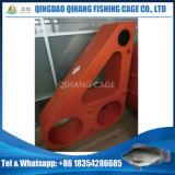 HDPEの魚のケージブラケット、魚のケージの農機具