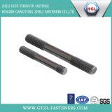 Boulons de haute résistance de goujon d'extrémité d'ASTM A193 doubles