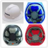 ABSは構築のための安全ヘルメットをか鉱山または林業絶縁するか、またはつなぐ
