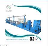 De plastic HDPE van pvc PE Uitdrijving die van de Schede van het Jasje Machine maken