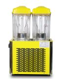 熱く、涼しいジュースの機械か飲料は分配する