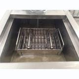 Directa de Fábrica de paletas de hielo de acero inoxidable que hace la máquina con un buen compresor