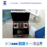 En virtud de la grúa de gancho con un peso de célula de carga inalámbrico con pantalla LCD