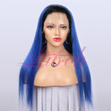 [9ا] رأسا زرقاء أماميّ شريط [هومن هير] لمة