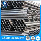 Tubo y tubo longitudinalmente y espiral soldados en acero de carbón o acero inoxidable