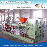 Cadena de producción de granulación del gránulo de EVA de la alta calidad, estirador caliente del corte