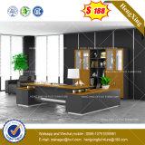 現代木の事務机のメラミンオフィス用家具(HX-8NE029C)