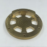 CNC preciso do bronze que faz à máquina de China 20 anos de fábrica