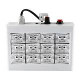 Röhrenblitz-Licht des 12PCS*1W Tanzboden DJ-Geräten-Stadiums-LED