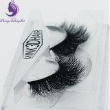 Cigli molli spessi di sguardo naturali dei capelli del visone 3D (EL32)