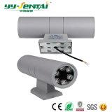 Tête simple d'IP 65 ou double conformité principale de la CE de la lumière 3W-36W de mur