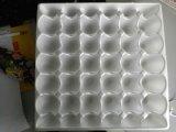 プラスチックPSの泡のお弁当箱の食糧容器ボックス版型の卵の皿型