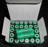 Navulbare IonenBatterij 18650 van het Lithium NCR18650A 3100mAh3.7V Batterij voor Panasonic