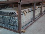 Les matières premières en aluminium extrudé profil pour le châssis en alliage d'Extrusion
