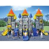 Напольная спортивная площадка серии джунглей для парков детей с высоким качеством Kq60055A