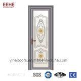 Portello di alluminio di marca superiore per i portelli francesi esterni di vetro glassato di prezzi