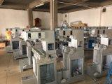 Halbautomatische zwei Farben-Doppelventilkegel-Auflage-Drucken-Maschine