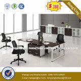 贅沢なオフィス用家具MDF L形の事務机(HX-4PT059)