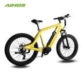 1000W Bafang MITTLERES Laufwerk-ultra elektrisches Fahrrad mit Lithium-Batterie für Verkauf