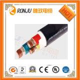 Flama blindada da fita de aço de alumínio da isolação do núcleo XLPE - cabo distribuidor de corrente retardador
