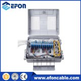 FTTH IP65 72 Núcleos Caixa de parede em Fibra Óptica