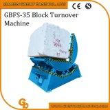 Bloque de piedra de mármol granito máquina maquinaria Precessing el volumen de negocios