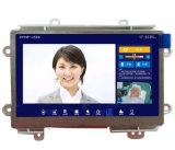 7 Bildschirmanzeige der Zoll-Auflösung-1024*600 TFT LCD mit kapazitivem Fingerspitzentablett