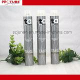 Пустой съемные алюминиевые трубы для Косметического слоя стороны крем/цвет волос крем