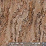 Una buena recepción de materiales de construcción de la pared de mármol acristalada&Baldosa (600x600mm/800x800mm, VRP6E054D)