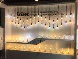 照明および装飾のためのA60 2With4With6With8With10W LEDのフィラメントの球根