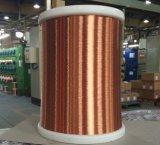 Alambre revestido de cobre el rebobinar del aluminio Swg41