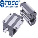 CNC 기계를 위한 높은 적재 능력을%s 가진 매우 정밀도 선형 가이드