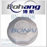Bonaiはトラックで運ぶ予備品のアルミニウムVolvoの車輪ハブのベアリング・キャップ(21301707/20547252)を