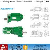 Moteur de Grue Grue tamponnée 0.4Kw motoréducteur électrique