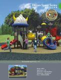 Im Freien quadratisches Unterhaltungs-Gerät für Kinder