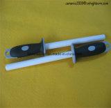 Sacapuntas de cuchillo de cerámica del alúmina del hogar Rod