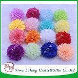 Daisy искусственного поддельные цветы шелк сферические головки свадьбы оформление