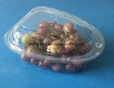 Contenitore impaccante della frutta di plastica a gettare di vendita di fabbricazione per 750 grammi di uva con FDA