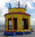 Aufblasbarer Prahler-Geburtstag-Kuchen (B1024)