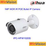 Mini videosorveglianza Ipc-Hfw1020s di obbligazione del IP del richiamo di Dahua 1MP 720p