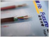 Os cabos de fibra óptica de boa qualidade Gyfts com preço de fábrica
