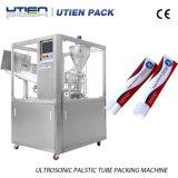 Pharmaceiticalの軟膏の速い管の満ちる包装機械
