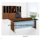 Tabella esecutiva Yf-G3801 dell'ufficio dello scrittorio del calcolatore di legno del banco di disegno moderno