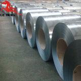 Feuilles de toiture en carton ondulé / Design pour la décoration de la bobine d'acier Galvannealed